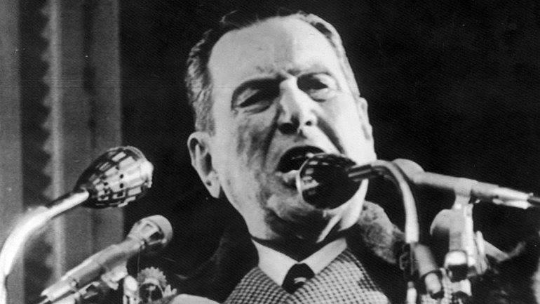 A 45 años de la muerte de Perón