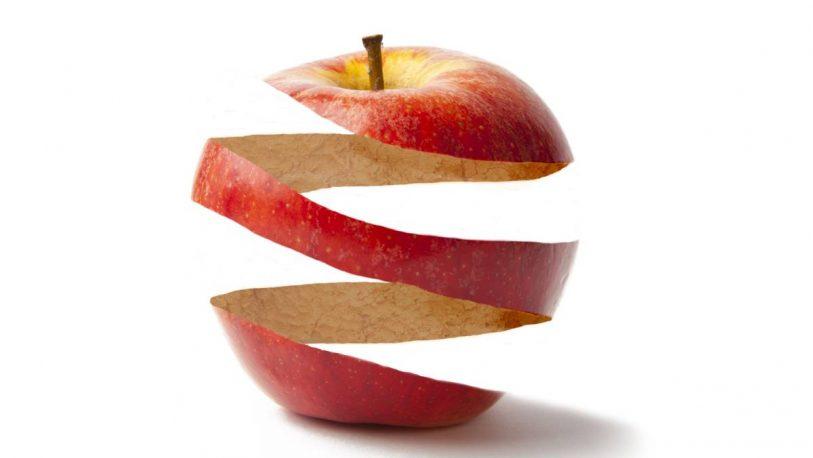 Algunos mitos populares sobre la piel de las frutas