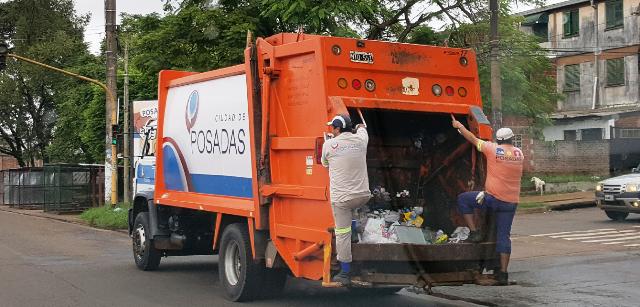 Fin de semana largo sin recolección de residuos