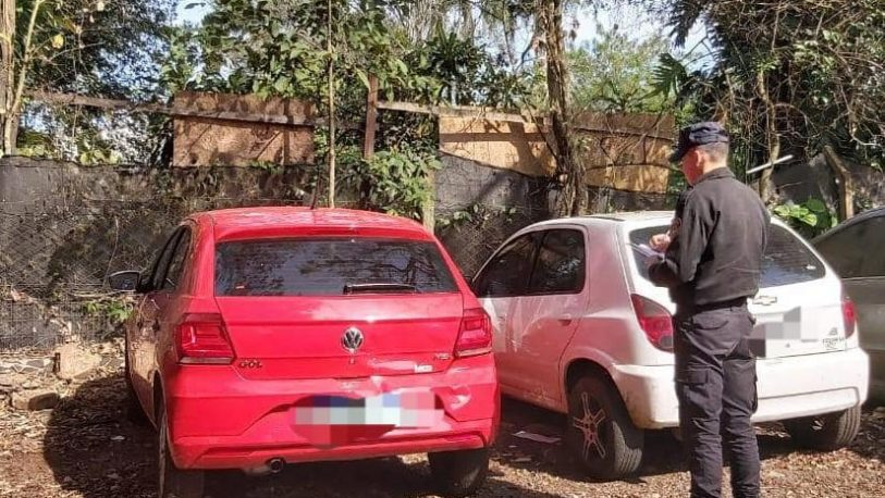 """Iguazú: secuestran el tercer vehículo implicado en """"picadas mortales"""""""