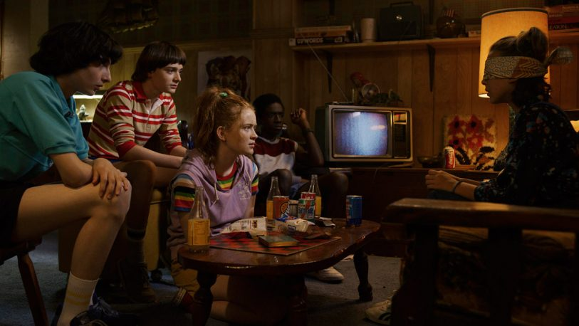Stranger Things 3 alcanza récord de audiencias