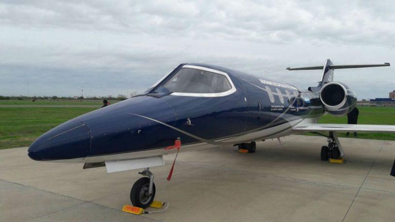 Subastan un avión de Lázaro Báez por orden judicial