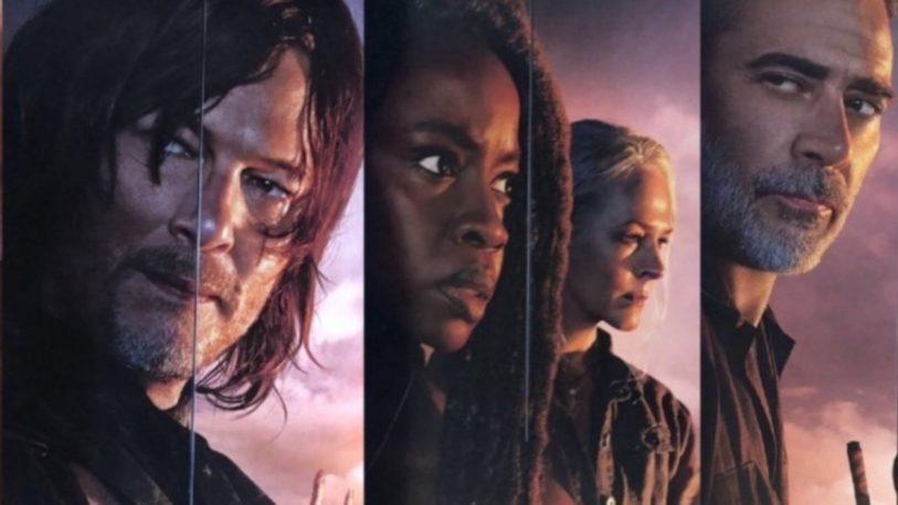 The Walking Dead estrenó el tráiler de su temporada 10