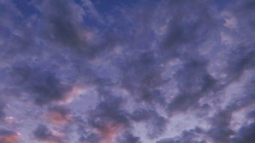 Tiempo: nubosidad variable y frío