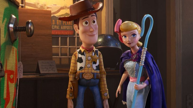 """""""Toy Story 4"""" sigue batiendo récords"""