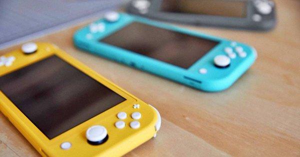Nintendo Switch Lite: la nueva consola portátil