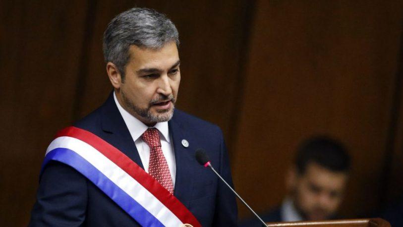 No habrá juicio político a Abdo Benítez en Paraguay