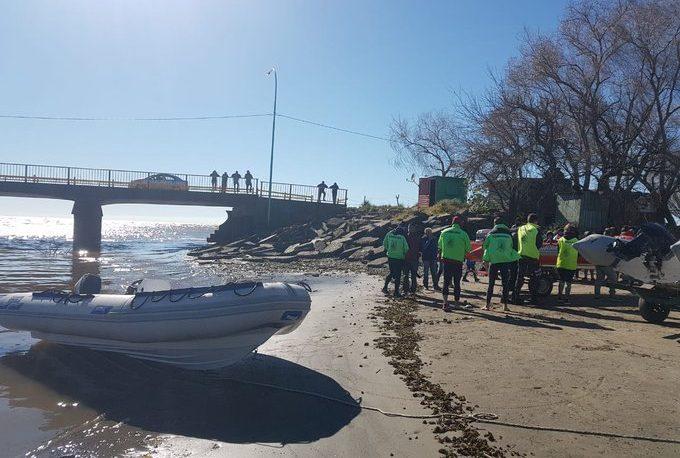 El cuerpo hallado pertenece al pescador de 17 años desaparecido