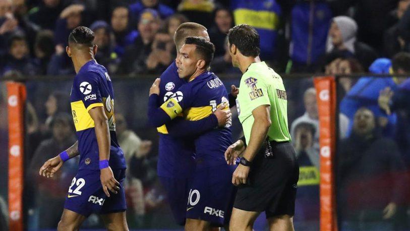Boca volvió al triunfo después de la caída en la Copa Argentina pensando en la Libertadores