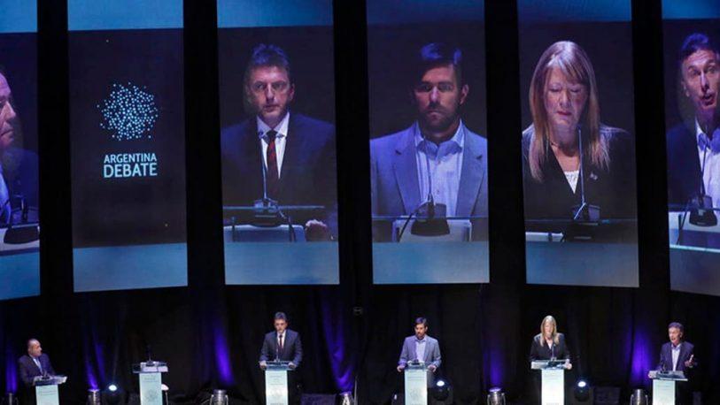 El debate presidencial ya tiene fecha: 13 de Octubre