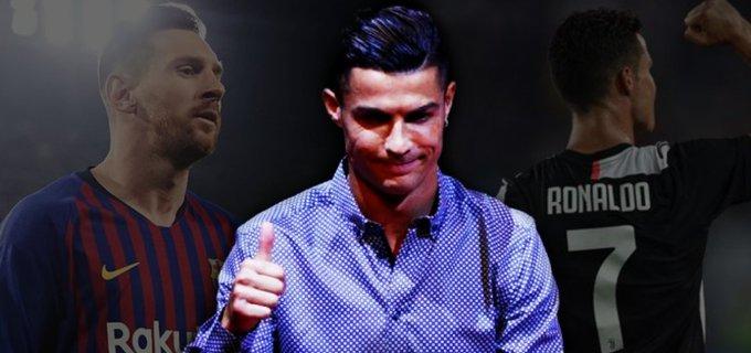 """""""Messi está en la historia del fútbol"""", aseguró Cristiano Ronaldo"""