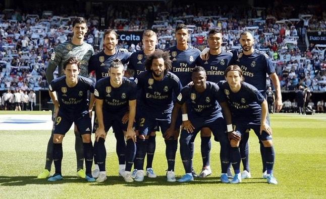 Real Madrid comenzó la Liga con una victoria