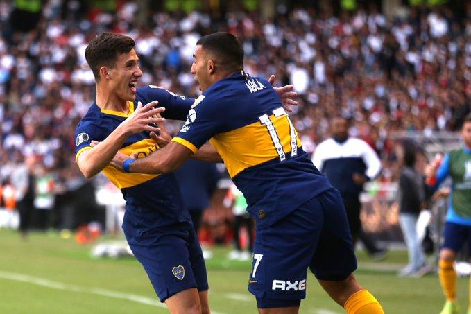 Boca va en busca de la punta de la Superliga en su visita a Banfield
