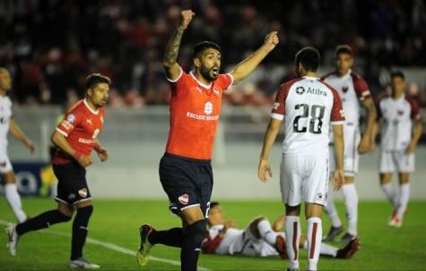 Independiente venció a Colón por la cuarta fecha de la Superliga