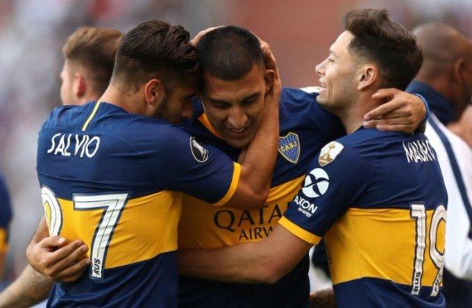 Preocupa en Boca la lesión de Ábila y será reemplazado por Soldano