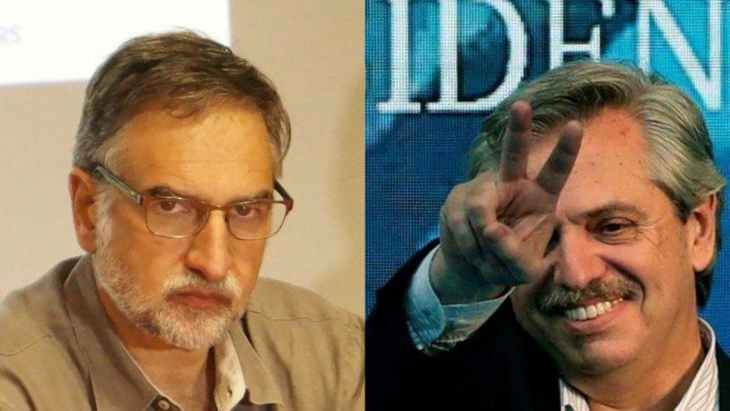 El ex ministro Dobrusin aportó casi $1 millón a la campaña de Alberto