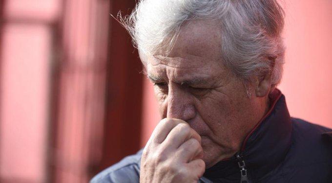 """A los 59 años falleció el entrenador Héctor """"Chulo"""" Rivoira"""