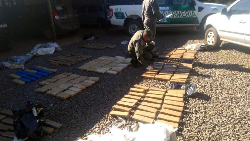 Desbaratan organización narco que operaba en Misiones