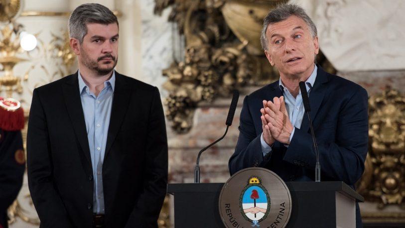 """Macri: """"Quienes critican a Peña, me critican a mí"""""""
