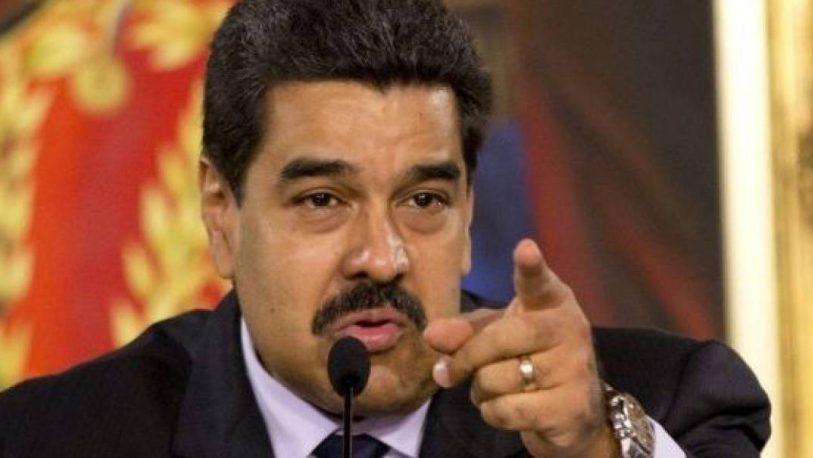 Maduro acusa a Colombia de querer asesinarlo
