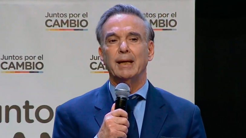 """Pichetto: """"Esta elección terminará con el kirchnerismo en la Argentina"""""""