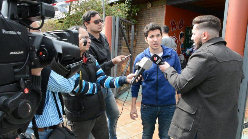 Pedro Puerta, muy cerca de ganar la interna dentro del Frente Juntos por el Cambio