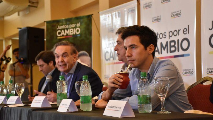 "Pedro Puerta: ""Es muy importante la visita de Pichetto"""