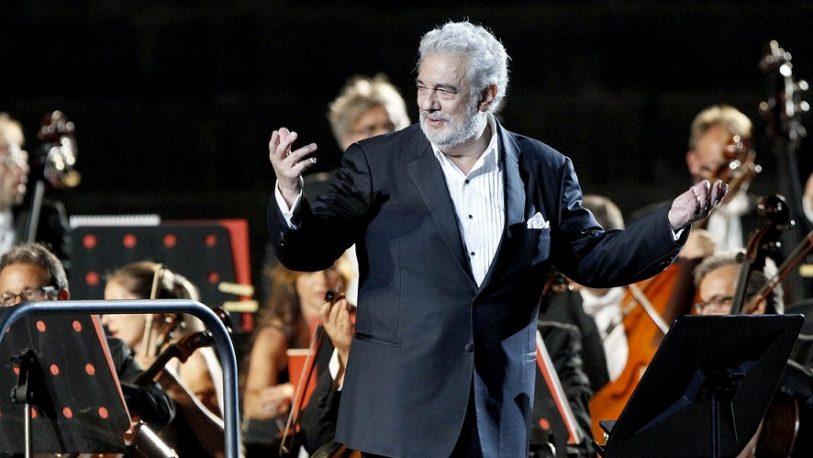 Nueve mujeres acusan al tenor español Plácido Domingo de acoso sexual