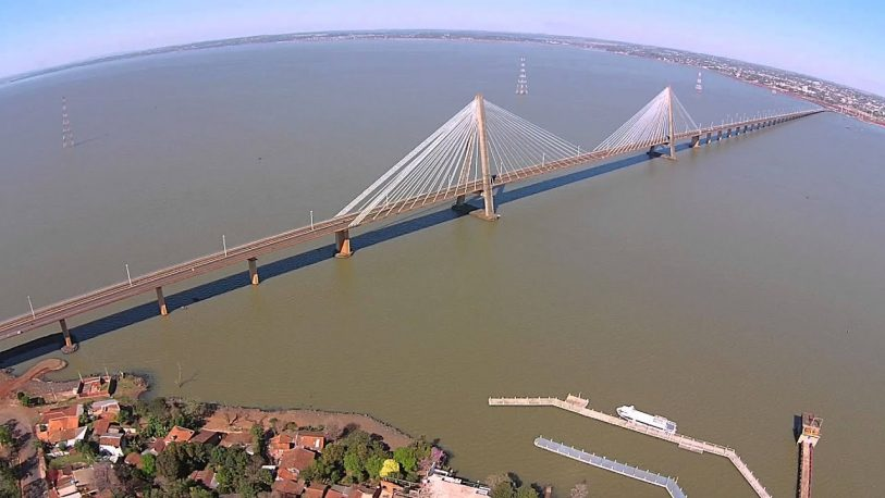 """Afirman que """"no es conveniente"""" la apertura del Puente San Roque González"""