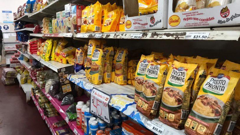 Los supermercados ya venden alimentos sin IVA
