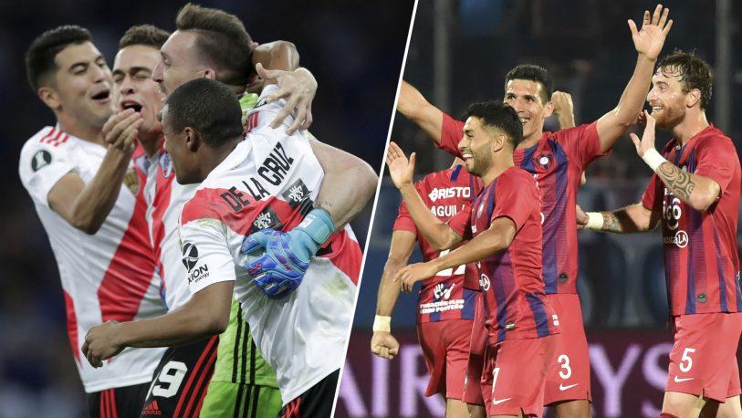River recibe a Cerro Porteño por la ida de los cuartos de final de la Copa Libertadores
