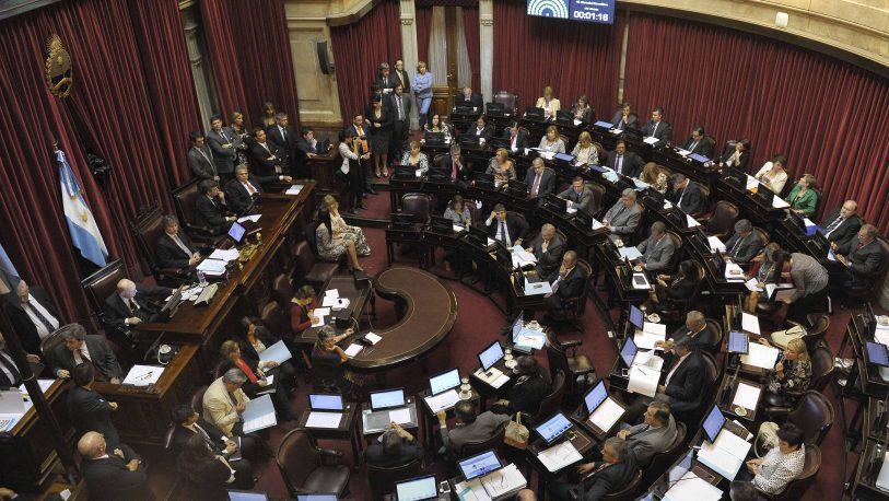 Senadores presentaron un proyecto de compensación para provincias