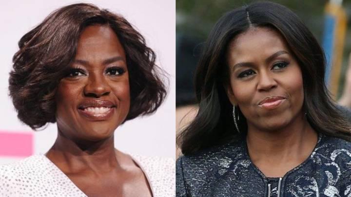 Viola Davis será Michelle Obama en una serie dedicada a las primeras damas
