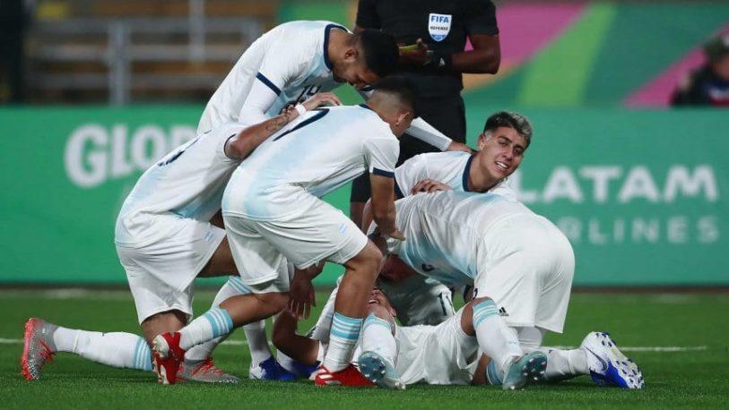 Argentina goleó a Honduras y se quedó con el oro Panamericano en fútbol