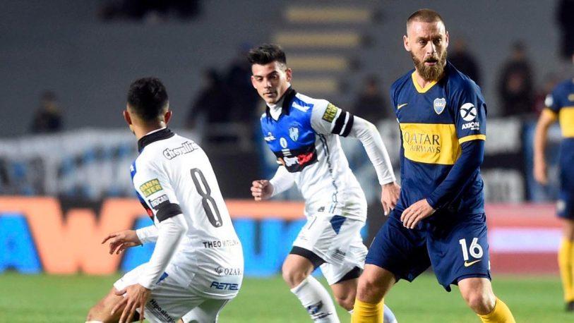Boca quedó eliminado en los penales ante Almagro