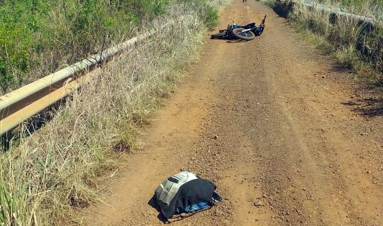 Detienen a motociclista con más de tres kilos de cocaína en la mochila