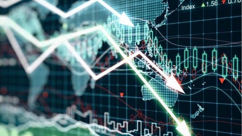 La economía cayó 2,6% durante el primer semestre del año