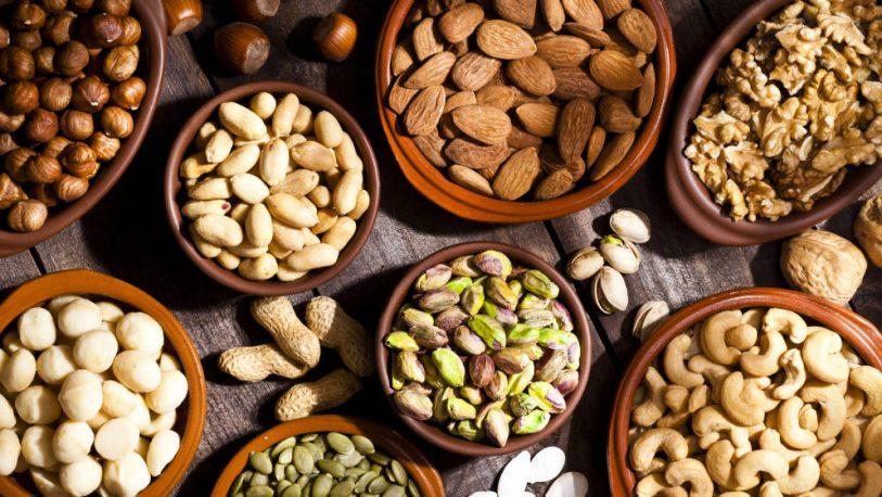 Frutos ricos en proteína para una dieta sin carne