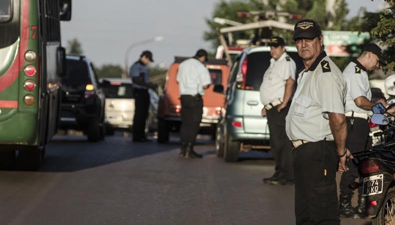 Tránsito: retuvieron 47 licencias de conducir por infracciones