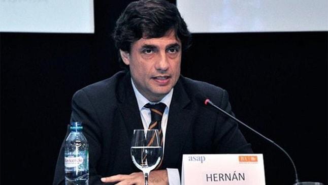 Hernán Lacunza será designado ministro de Hacienda, tras la salida de Dujovne