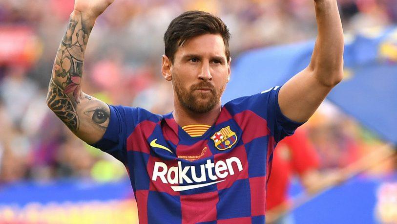Se cumplen 15 años del debut de Messi en primera división