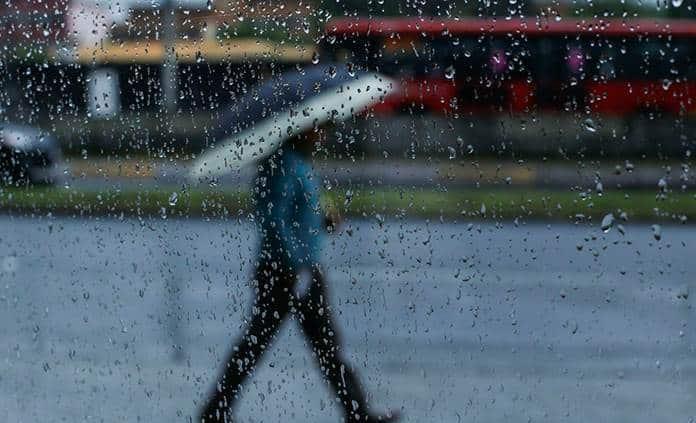 Advertencia por fuertes vientos, lluvias y tormentas