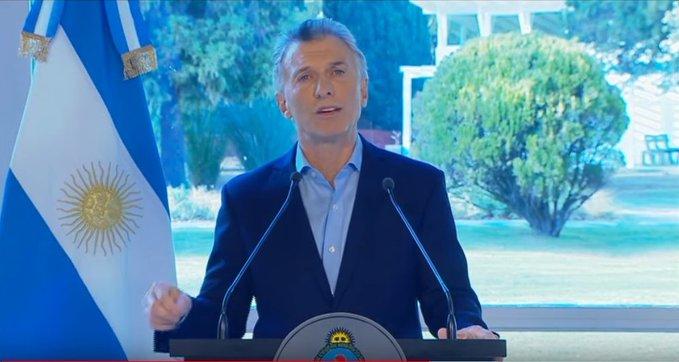 Macri anunció diferentes medidas para varios sectores