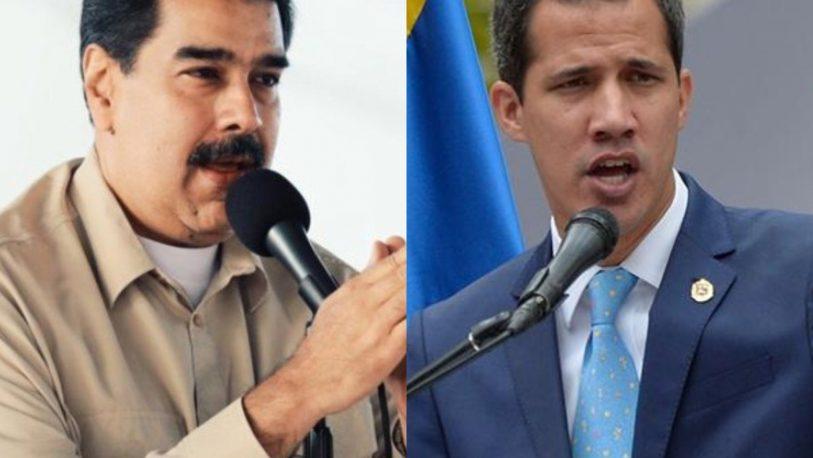 Venezuela: Duras acusaciones entre Maduro y Guaidó