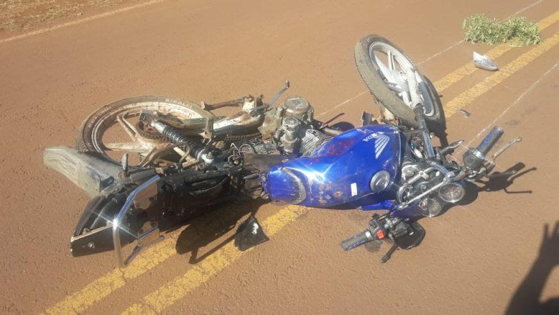 Otro motociclista muerto en Misiones, ahora en Andresito