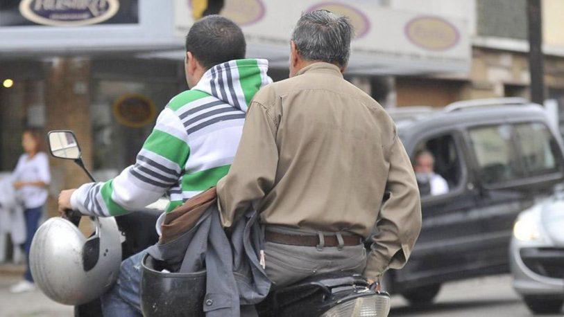 Los argentinos reconocen la importancia del casco, pero sólo 4 de 10 lo usa siempre