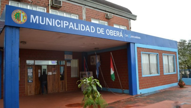 Conflicto salarial entre Municipalidad de Oberá y empleados, pasó a cuarto intermedio hasta el miércoles