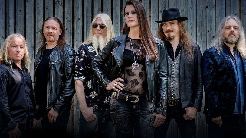 Nightwish regresa al país y anuncia nuevo disco después de cinco años