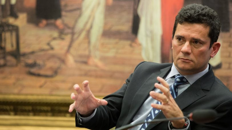 Brasil: impiden a Moro investigar a periodista que reveló Lava Jato