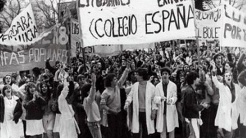 """Recordaron a desaparecidos en la """"Noche de los Lápices"""""""